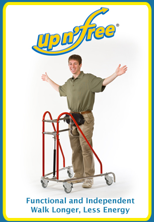 Gait Trainer For Physical Therapy Up N Go From Easy